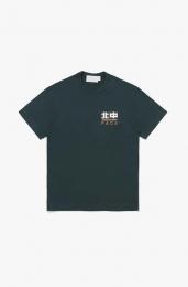 Camiseta Pace Okinawan Verde