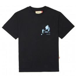 Camiseta Pace Omedetou T-shirt Black