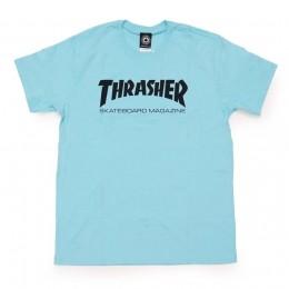 Camiseta Thrasher Skate Mag Azul