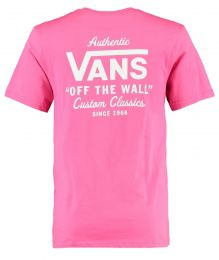 Camiseta Vans Holder Street II Fuchsia Pink