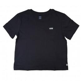 Camiseta Vans Junior V Boxy Black