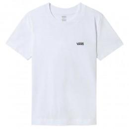 Camiseta Vans Junior V Boxy White