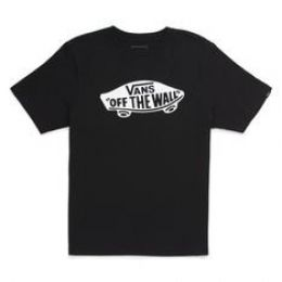 Camiseta Vans OTW Black/White