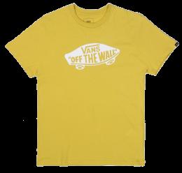 Camiseta Vans Sulphur/White
