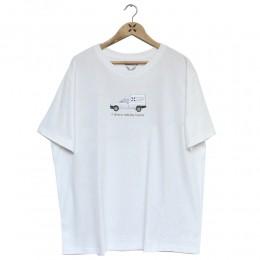 Camiseta Walls Fiorino Branco