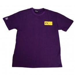 Camiseta WALLS Metrô Roxa