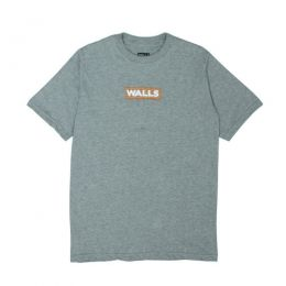 Camiseta WALLS Shit Bricks Mescla
