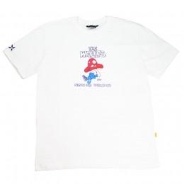 Camiseta WALLS Wallfs Off White