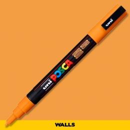 Caneta Posca 3M Amarelo Bright