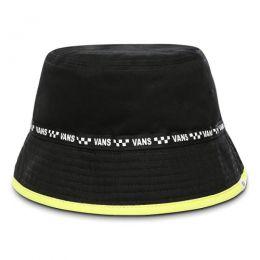Chapéu Bucket Vans Delux Hankley Black Lemon