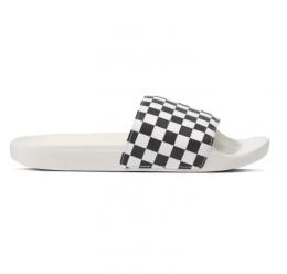 Chinelo Vans Slide On La Costa Black/White