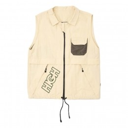 Colete High Explorer Vest Beige