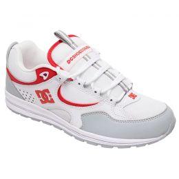 DC Shoes Kalis Lite Imp White/Grey/Red