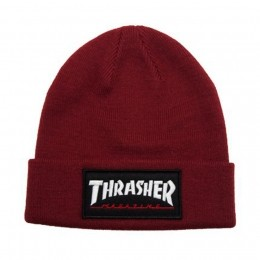 Gorro Thrasher Logo Patch