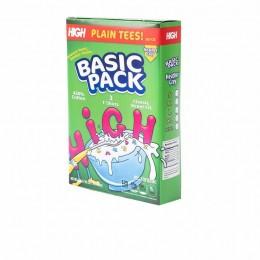 High Basic Pack Heather Grey