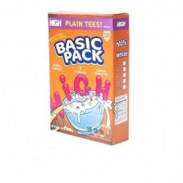 High Basic Pack White