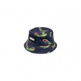 High Groove Bucket Hat Navy