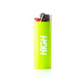 HIGH Lighter Fire Green
