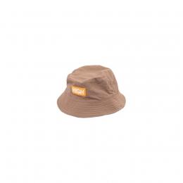 High Reversive Bucket Hat Beige/Night Green