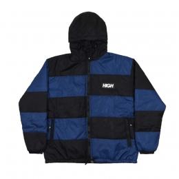 Jaqueta HIGH Block Puffer Jacket Navy/Black