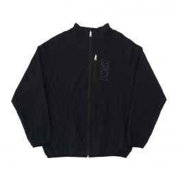 Jaqueta High Lightweight Zipped Jacket Black