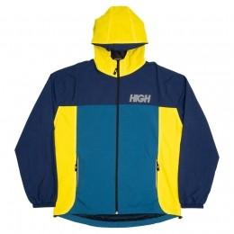 Jaqueta High Rain Jacket Yellow/Navy