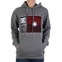 Moletom DC Canguru Core Dark Grey