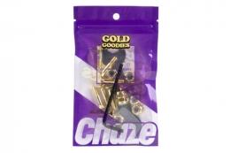 Parafuso Jogo Chaze 2,5mm Dourado