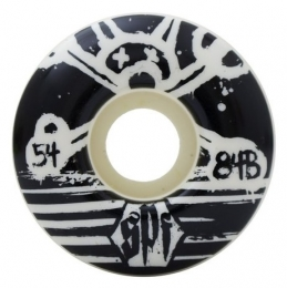 Roda Bones Skatepark Formula SPF 84B 54mm