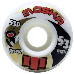 Roda Moska 53Mm Rock White 53D