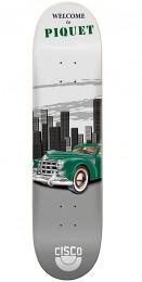Shape Cisco Marfim FN+R Vintage Car Paulo Piquet