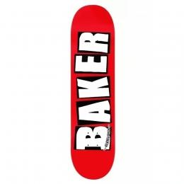 Shape Maple Baker Brand Logo Red