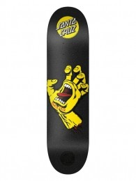 Shape Santa Cruz Powerlyte Screaming Hand Black Yellow