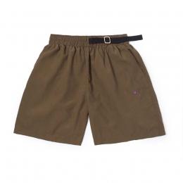 Shorts Class Pipa Khaki