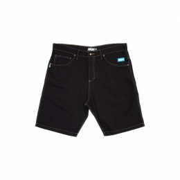 Shorts High Baggy Shorts Black