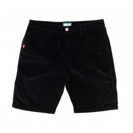 Shorts High Corduroy Chino Shorts Black
