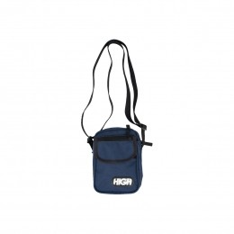 Shoulder Bag High Logo Navy