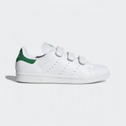 Tênis Adidas Stan Smith CF Originals White/ Green