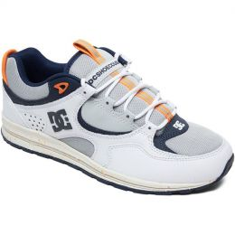 Tênis DC Shoes Kalis Lite SE Grey/White