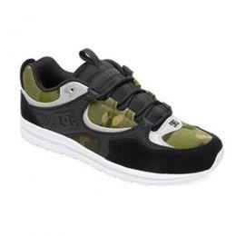Tênis DC Shoes Kalis Lite Se Imp Blk Camo Print