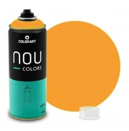 Tinta Spray NOU Amarelo Médio 400ml