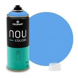 Tinta Spray NOU Azul Atlântico 400ml