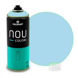 Tinta Spray NOU Azul Barceloneta 400ml