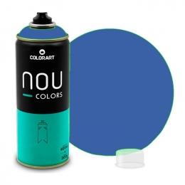 Tinta Spray NOU Azul Luminoso 400ml