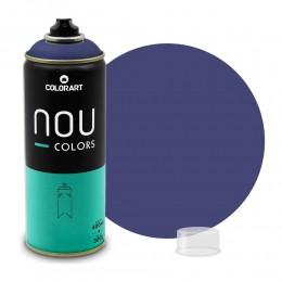 Tinta Spray NOU Azul Ultra 400ml