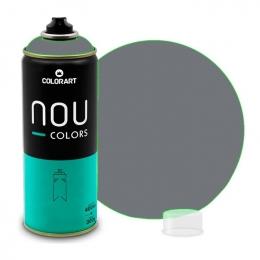 Tinta Spray NOU Cinza Fauna 400ml