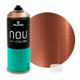 Tinta Spray NOU Cobre 400ml