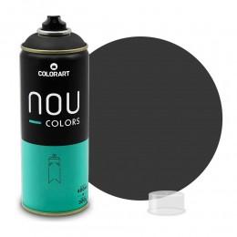 Tinta Spray NOU Preto 400ml
