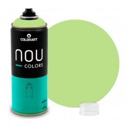 Tinta Spray NOU Verde Day 400ml