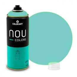 Tinta Spray NOU Verde Luz 400ml